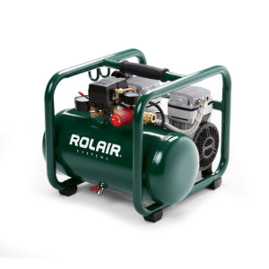 1 HP Electric Oil-Less Air Compressor
