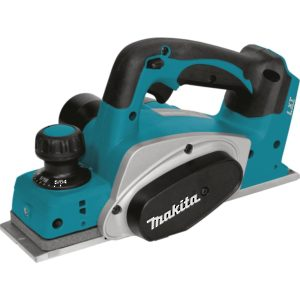 "18V LXT® LithiumIon Cordless 31/4"" Planer, Tool Only"