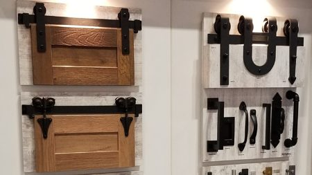 Rustic Barn Door Hardware
