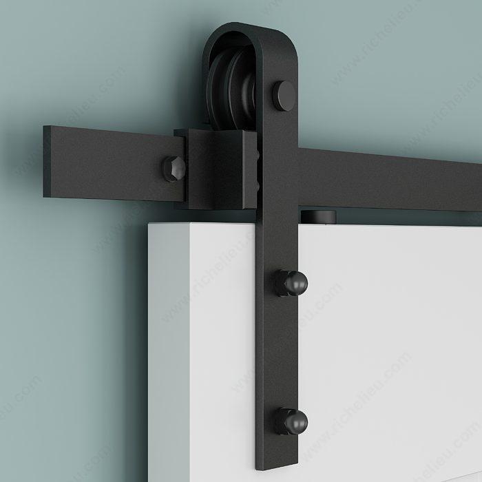syst me pour porte coulissante robuste quincaillerie. Black Bedroom Furniture Sets. Home Design Ideas