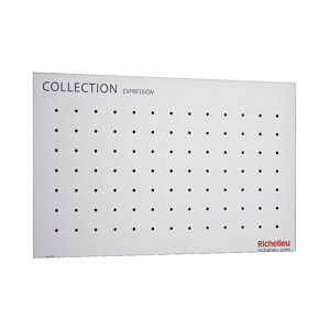 Blank Expression Board (Pre-Drilled) - Double - 97P002
