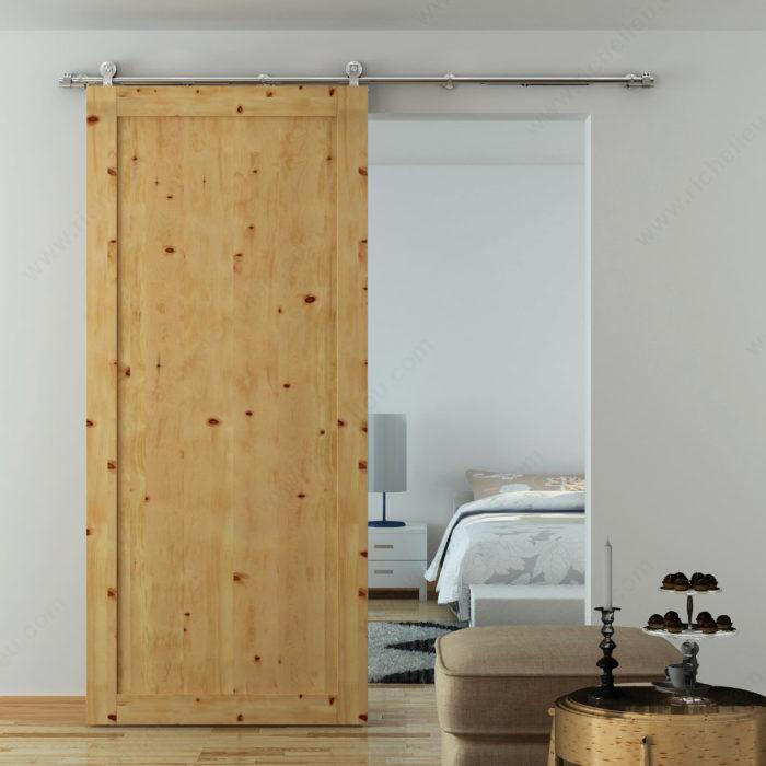 Wall Mount Sliding Door System