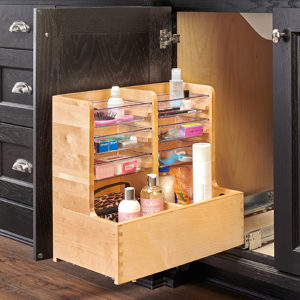 Pull-Out Vanity Organizer