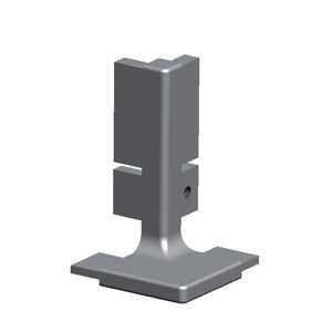 "Gola 90° External Joint for LED ""L"" Shape Profile"