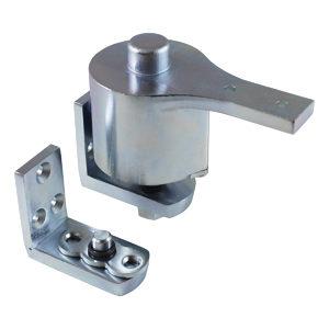 Bommer Adjustable Spring Surface Pivot Hinge 7100 Series