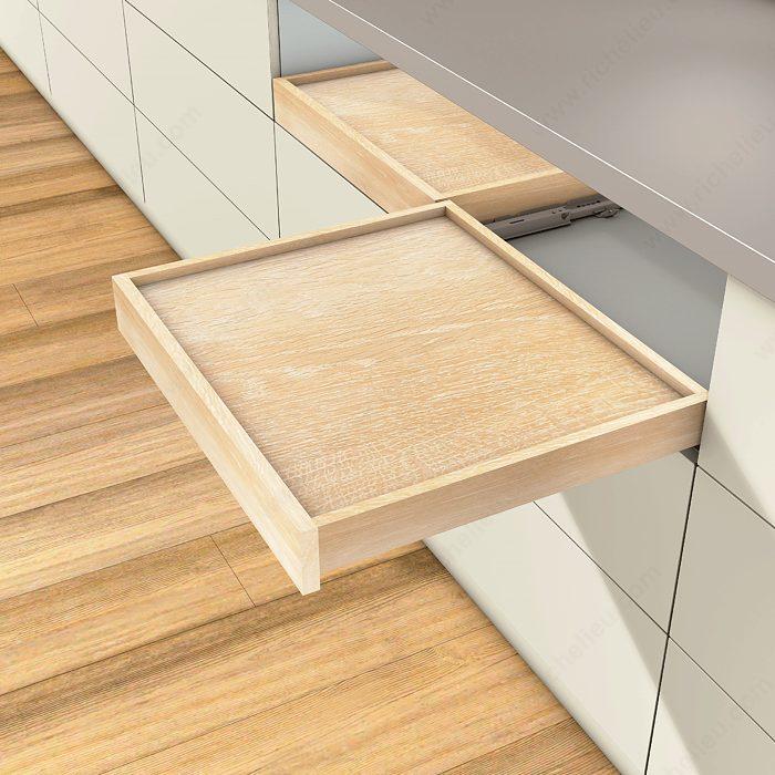 coulisse dissimul e pleine extension movento 760h pour tablette coulissante quincaillerie. Black Bedroom Furniture Sets. Home Design Ideas