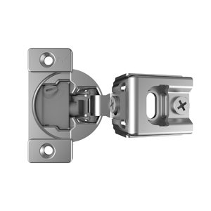 RFF Series Compact Hinge with Soft-Close