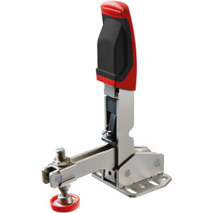 Auto-Adjust Vertical Toggle Clamp