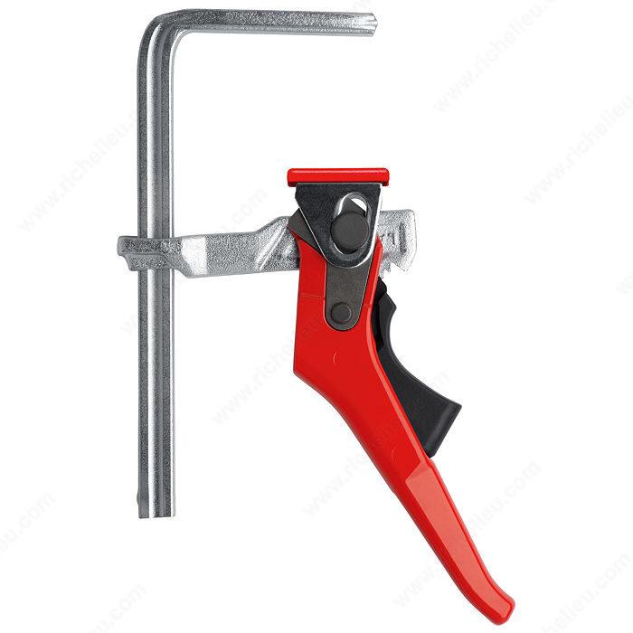 Abrazadera de palanca para riel/mesa - Richelieu Hardware