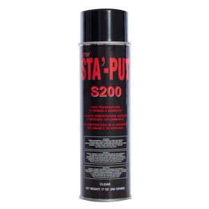 STA'-PUT S200 High Strength Spray Adhesive