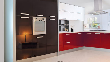 Rosso M006 and Nero M012 Ultra Glossy