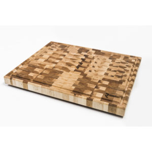 Richelieu End Grain Grooved Cutting Board