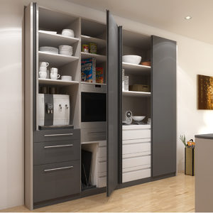 HAWA-Concepta Series Pivot and Slide-In Pocket Door System