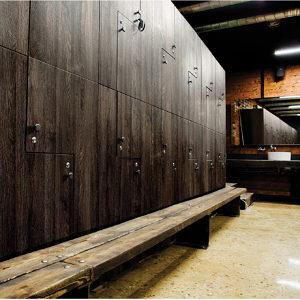 panneau de m lamine ltf ch ne noirci wf446. Black Bedroom Furniture Sets. Home Design Ideas