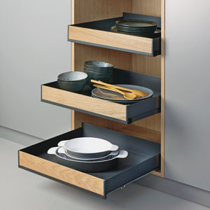 Extendo Fioro Sliding Shelves