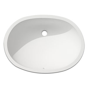 Lavabo Meganite - Ovale BS115