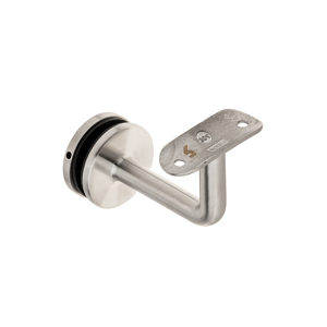 New Handrail Bracket for Glass Partition Mounting