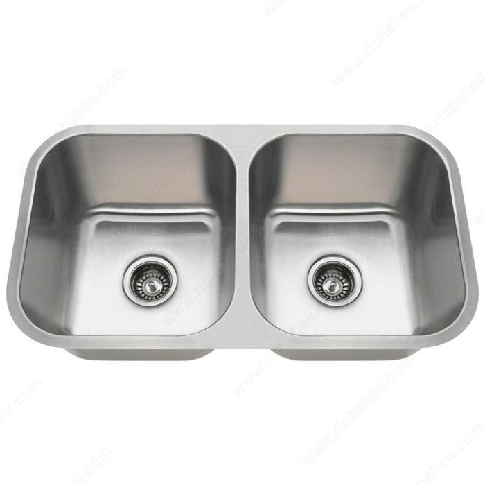revere double undermount sink richelieu hardware rh richelieu com