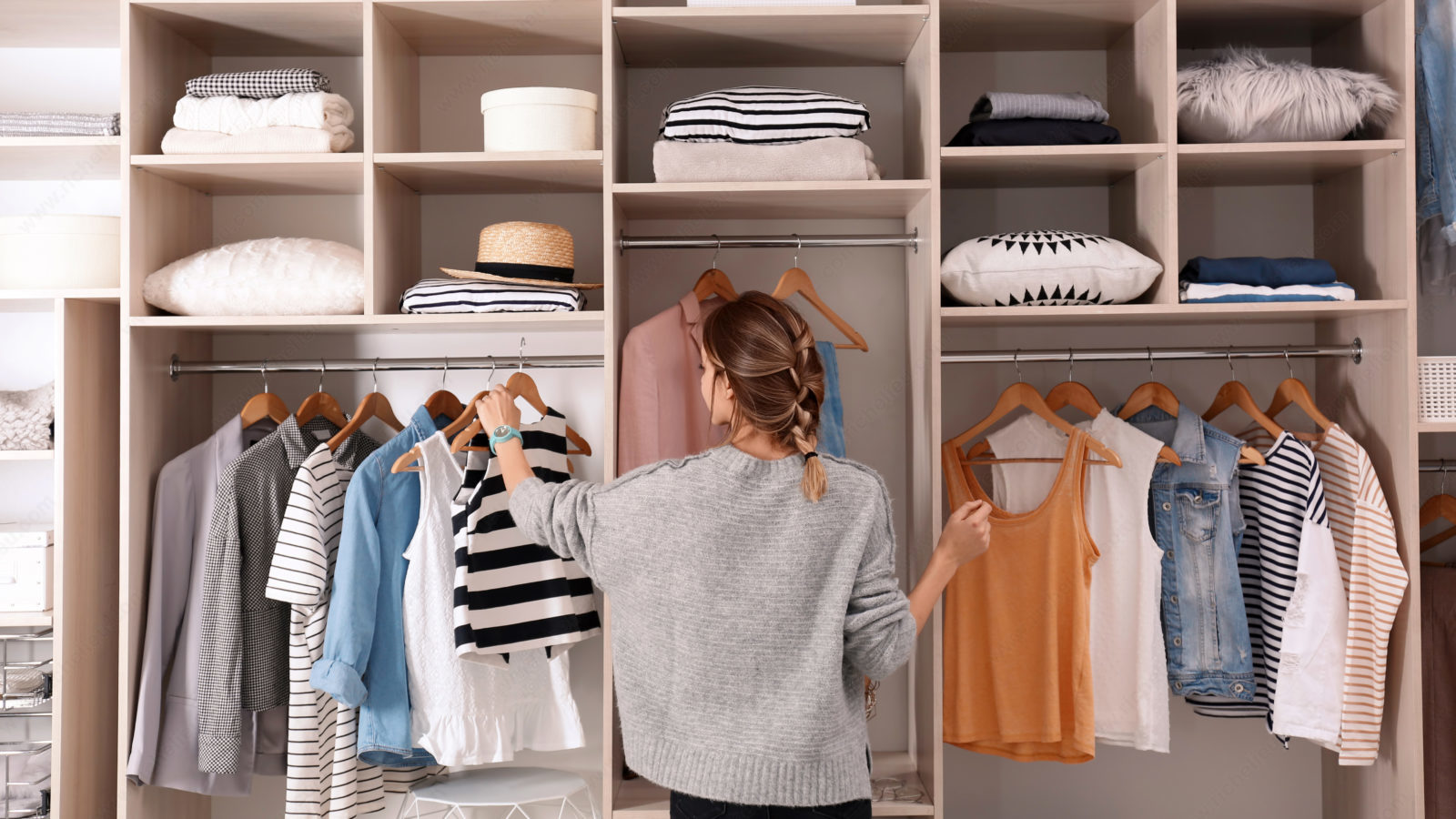How To Organize Closets With Style Richelieu Hardware