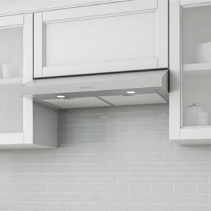 Thin Range Hood - 5 in (127 mm) 330 PCM