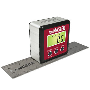 Digital Level and Angle Gauge