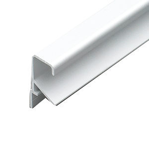 Contemporary Pull Handle Sample for 3/4 in (19 mm) Panel - 46 and 3179