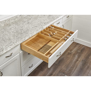 Wood Insert for Large Drawer