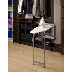 Deluxe Foldaway and Pivoting Ironing Board