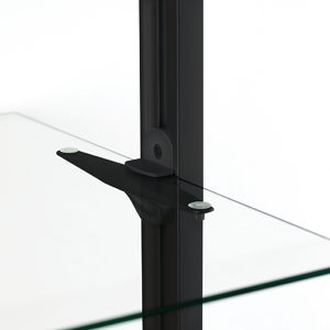 Support for Glass Shelf