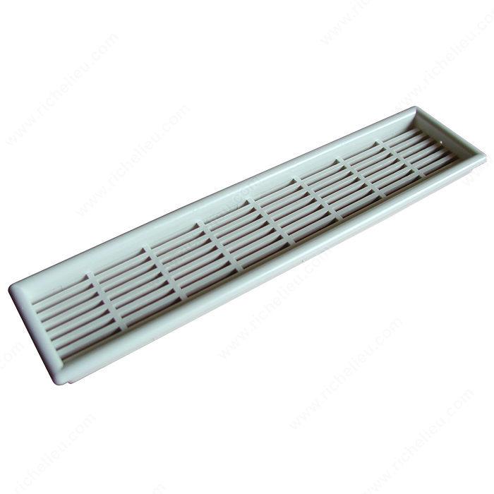 Grille de ventilation quincaillerie richelieu for Grille de ventilation pour porte