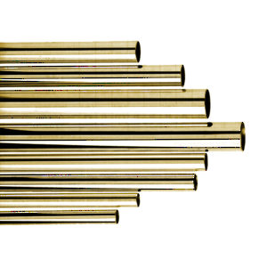 Solid Brass Decorative Tubing