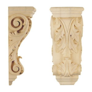 Acanthus Corbel - A16