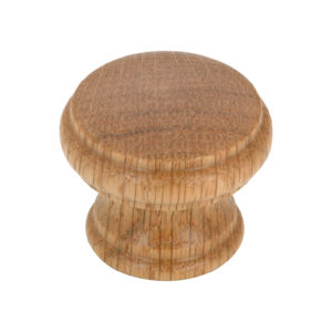Eclectic Oak Wood Knob - 054