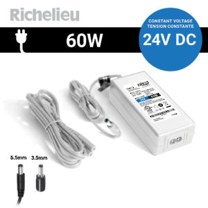 LED 24V 60W Power Supply