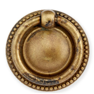 Traditional Brass Knob - 1221