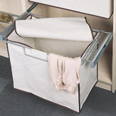 Pull-Out Fabric Basket