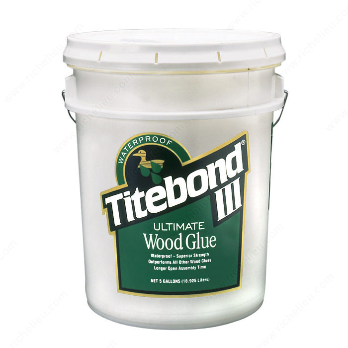 Titebond Iii Ultimate Wood Glue Richelieu Hardware