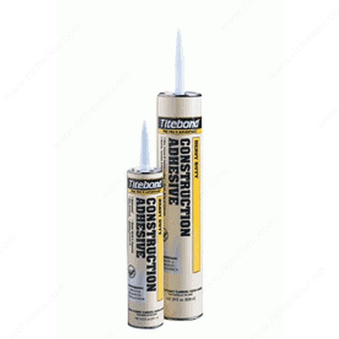 Heavy Duty Glass Glue : Titebond heavy duty adhesive richelieu hardware