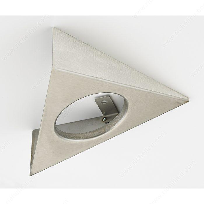 Garniture triangulaire pour luminaires del 3w for Quincaillerie luminaire