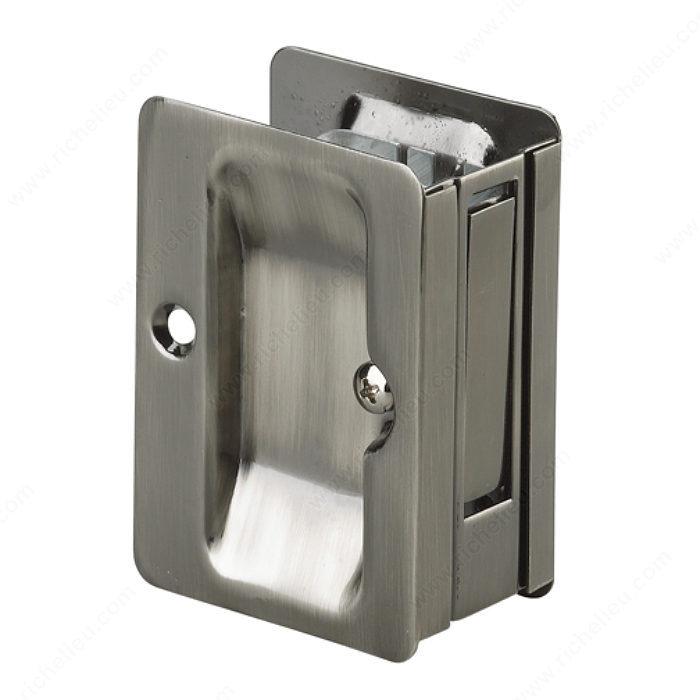 Sliding Door Pull Hardware: Pocket Door Pull With Passage Handle