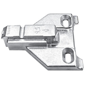 Face Frame Adapter Plate, Center Mount