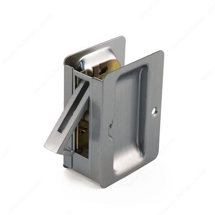 Pocket Door Pull Rectangular Richelieu Hardware
