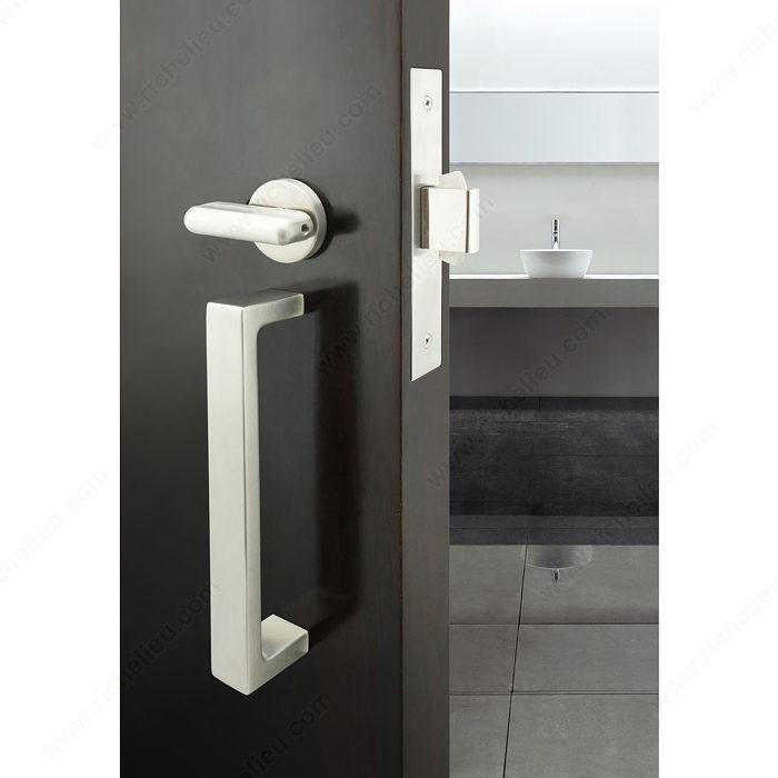 Inox Tm Pd5000 Mortise Lock Set For Sliding Doors