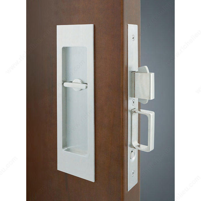 sc 1 st  Richelieu.com & INOX(TM) PD8000 Mortise Lock Set for Sliding Doors - Richelieu Hardware