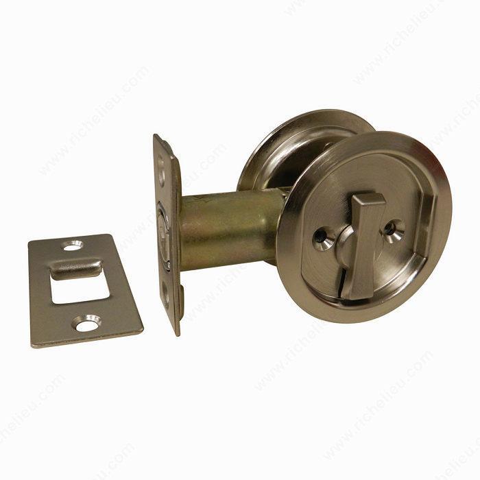 Pocket Door Lock Richelieu Hardware