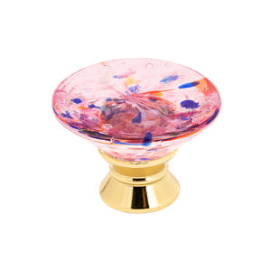 Eclectic Murano Glass Knob - 183