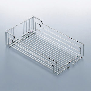 Chrome Wire Baskets for Dispensa and Dispensa Swing Systems