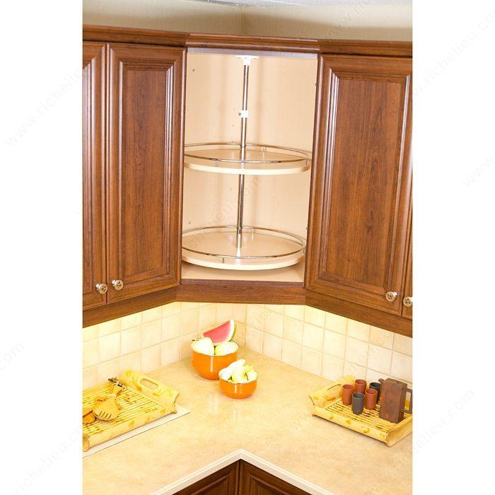 Kitchen Cabinet System: Round Upper Corner Unit System
