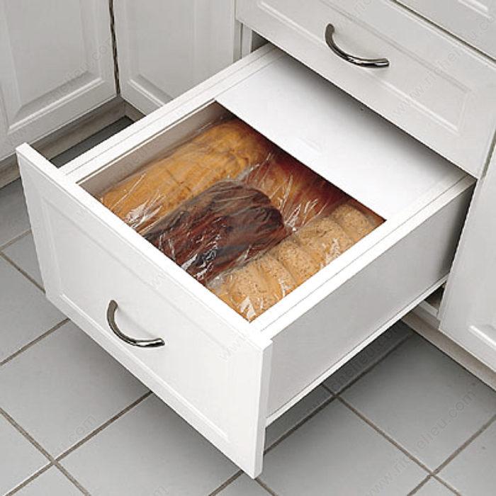 Kitchen Bread Drawer: Richelieu Hardware