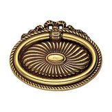 Empire Collection Solid Brass Ring Pull - 221